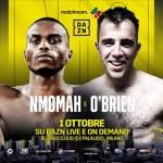 """Milano Boxing Night : Il campione d'Irlanda Craig O'Brien: """"Sono pronto per affrontare Samuel Nmomah"""""""