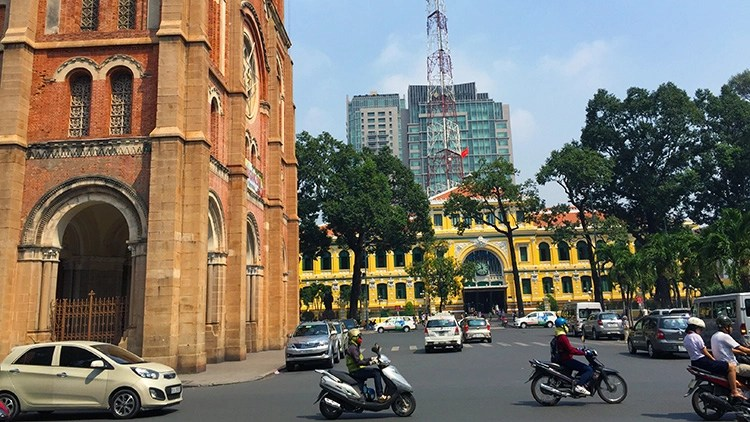 HCMC – Saigon to everyone else