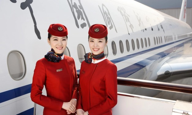 Image result for air china flight attendant