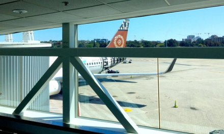 Review: Sydney to Suva QF343 / FJ940