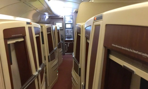 Singapore Airlines: The Great Getaway – promotion