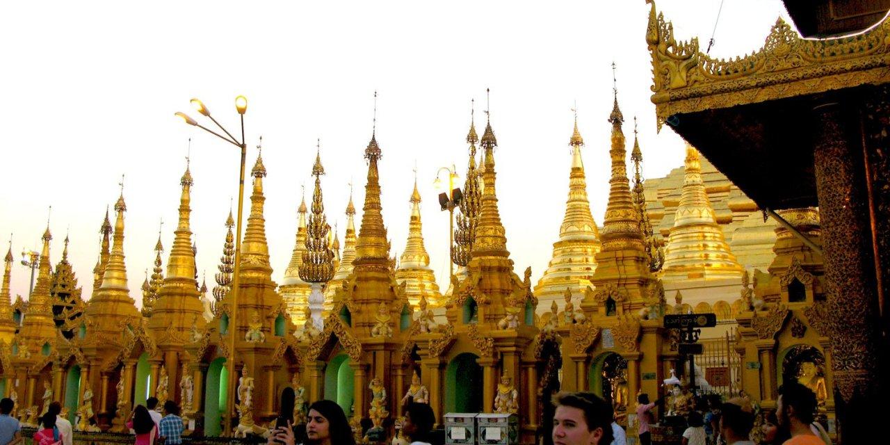Onwards to Burma! (Myanmar)