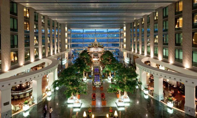 One night outside Bangkok – Novotel at Suvarnabhumi Airport