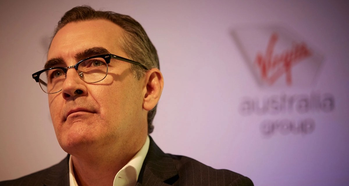John Borghetti leaves the plane – Paul Scurrah announced as new CEO and MD of Virgin Australia Group (updated)