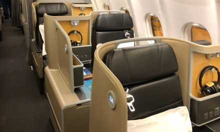 First Impressions: Qantas A330/320 – Business Suites