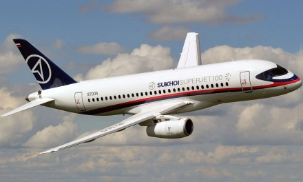 Sukhoi Superjet 100 bursts into flames on landing in Moscow Sheremetyevo Airport