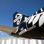 Air New Zealand:  a threat to those not self-distancing on board