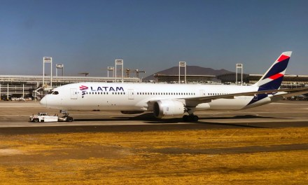 LATAM goes direct – SYD to SCL