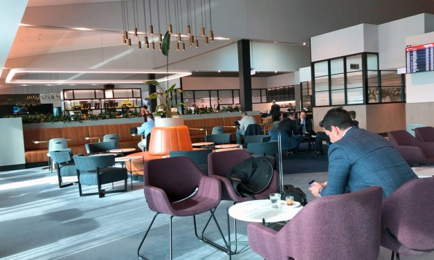 Qantas: Lounge openings deferred