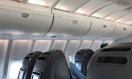 Review: Qantas Business Class 747-400 Sydney to Santiago