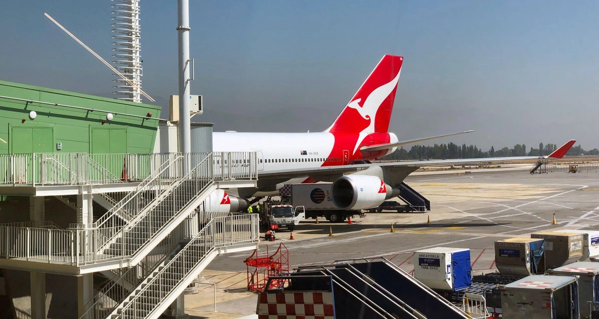 Qantas: crew test POSITIVE for COVID-19 – exempt from quarantine