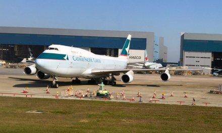Hong Kong: International Airport Open for transit passengers
