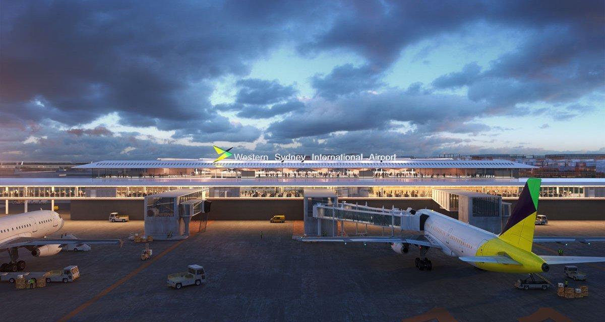Western Sydney International Airport: preliminary designs dissapoint.