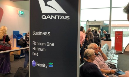 Qantas: Priority Boarding – Any improvement?