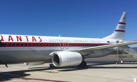 Qantas: Flights cut all over the place
