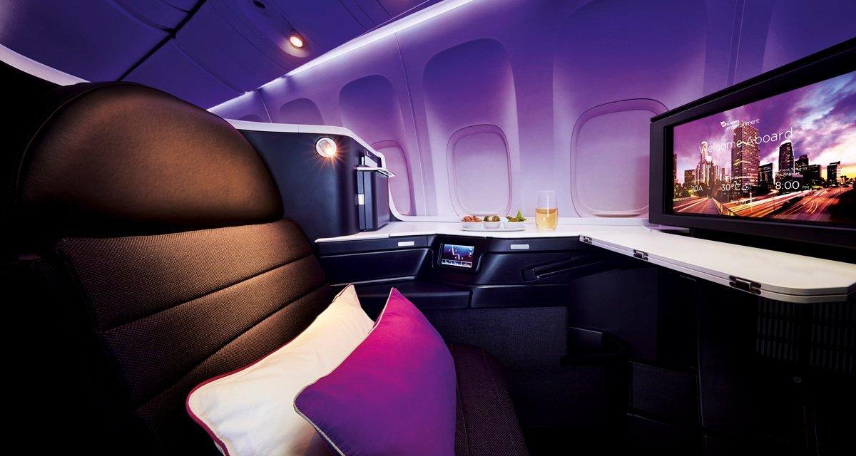 Virgin Australia: Cuts LA flights – heavy maintenance, or capacity redux?