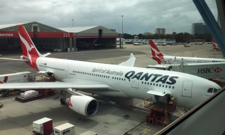 QANTAS: Frequent flyer status boost