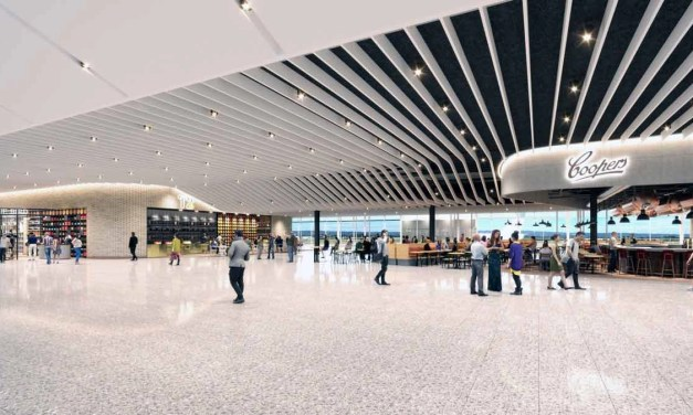 Virgin Australia: Adelaide Lounge closure, temporary then new lounge
