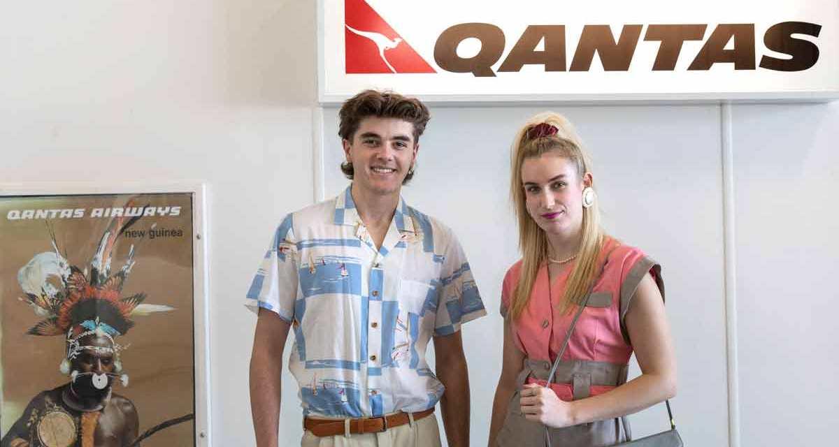Qantas: Nostalgic new safety video for Centenary celebration