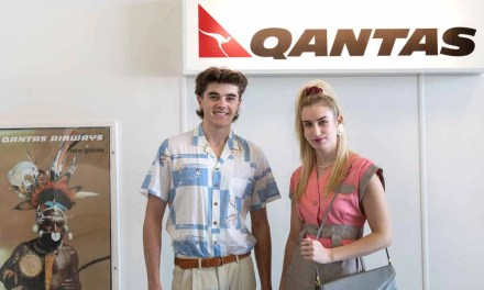Qantas: Nostalgic new safety video for Centenary celebration