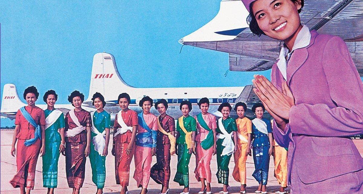 Thai Airways: 60 years in the air
