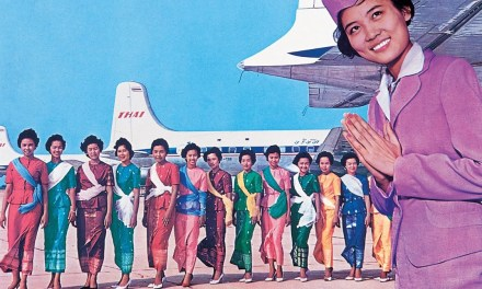 Thai Airways: 60 years in the air