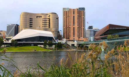 COVID-19: Experience – Intercontinental Adelaide