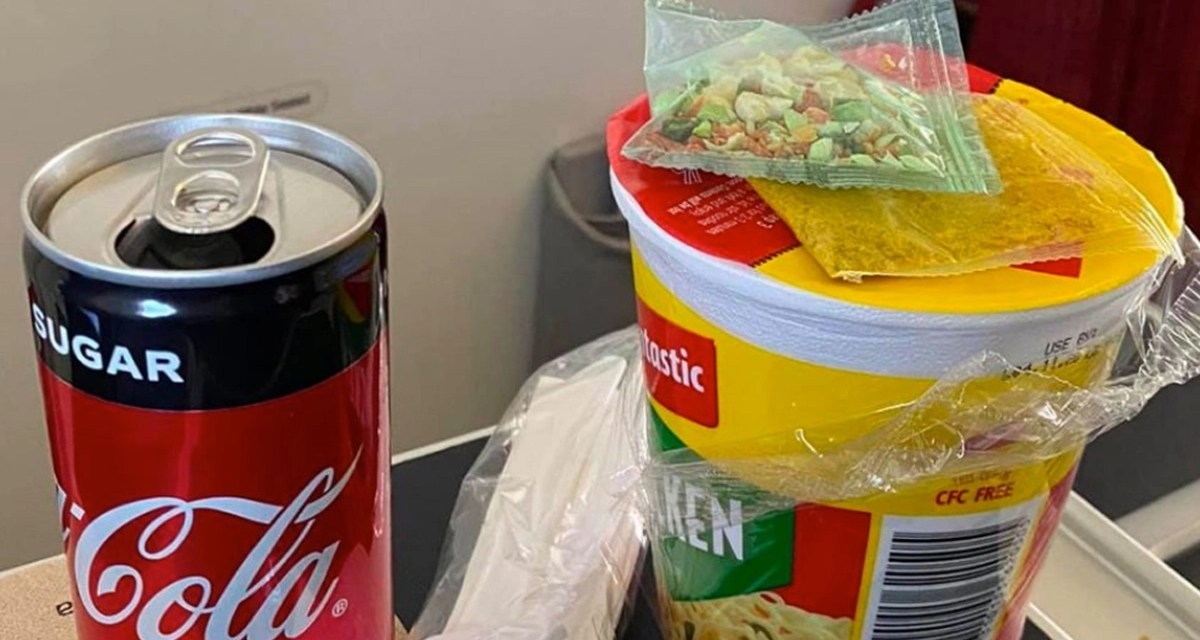 Virgin Australia: real difference from Qantas – no Free snacks or soft drinks in Economy