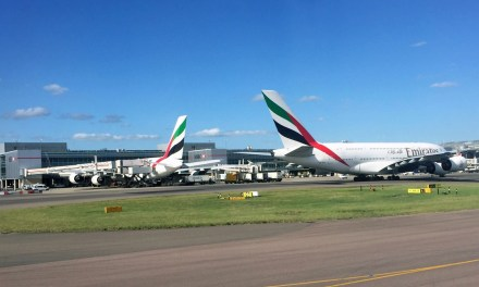 EMIRATES & Etihad: suspend flights in & out of the UK