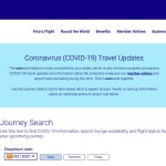 OneWorld: Launches COVID-19 Travel Updates search portal
