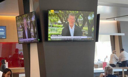 QANTAS: have they stopped featuring the hateful SKYNEWS in their lounges?