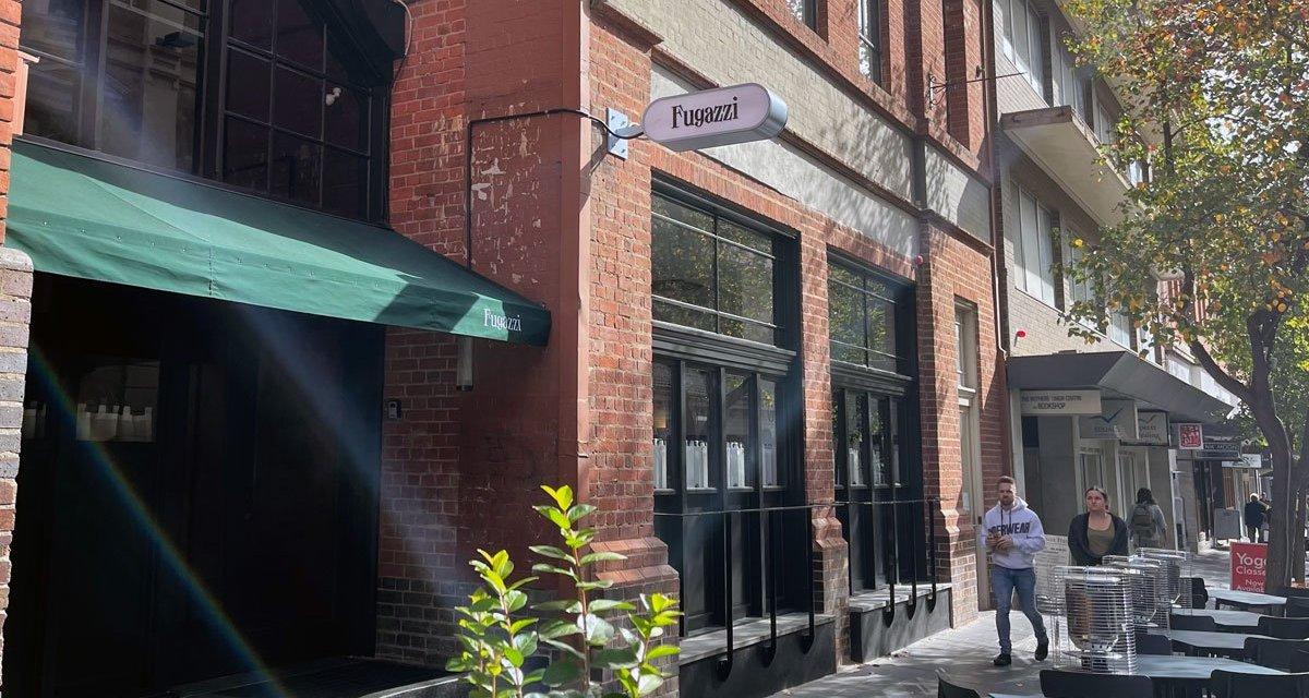 ADELAIDE Food: NEW Fugazzi Bar & Dining