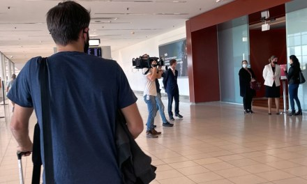 QANTAS: So that's why I had to cut in front of the Premier to enter the Adelaide Qantas Club today