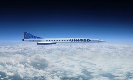 BOOM: United signs up for a supersonic plane that may never get off the ground