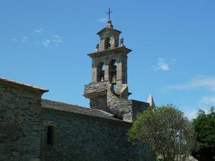 Foz, Iglesia