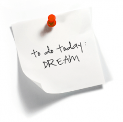 Note To Dream