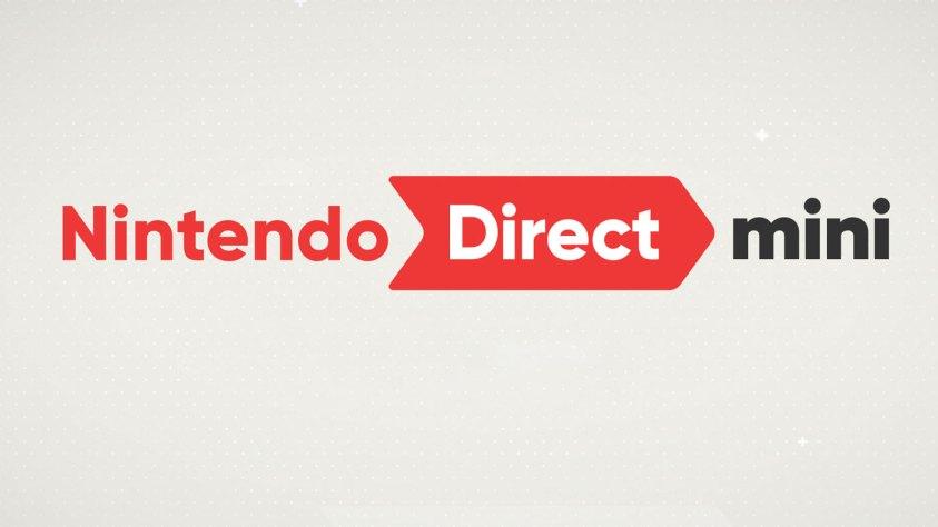 Résumé du Nintendo Direct mini