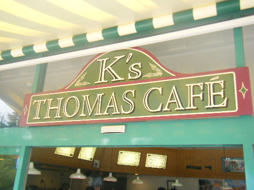トーマス カフェ