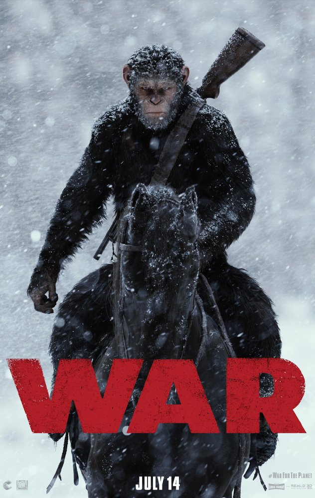 war War for the Planet of the Apes