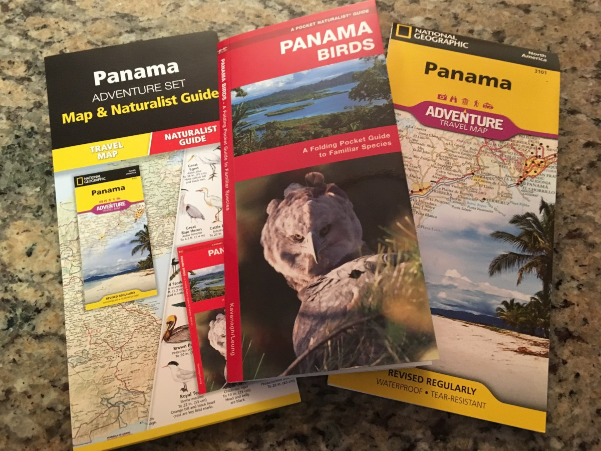 The Panama Adventure Guide is here