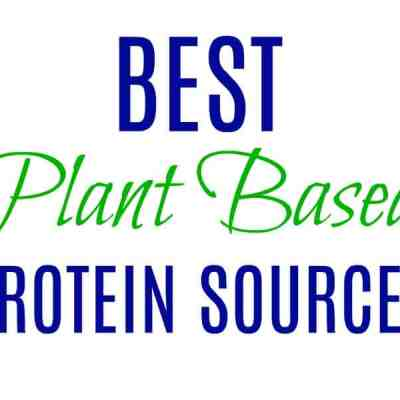 20 Best Plant Based Protein Sources (Vegan)