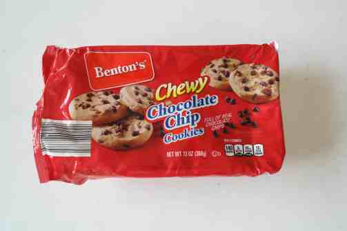 Chewy chocolate chip cookies vegan at aldi