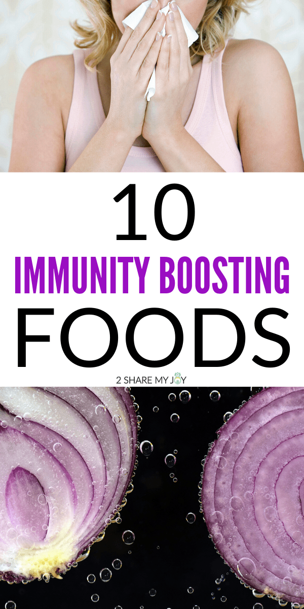 How to boost your immune system this cold and flu season with these natural and plant based immune system boosters. No supplements, just simple and cheap plant foods.