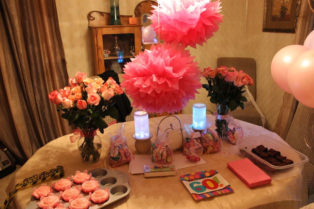Throwing A 60th Birthday Party