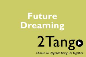 2tango optie zandkleur future dreaming