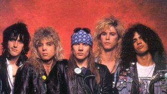 Guns N' Roses genopstår