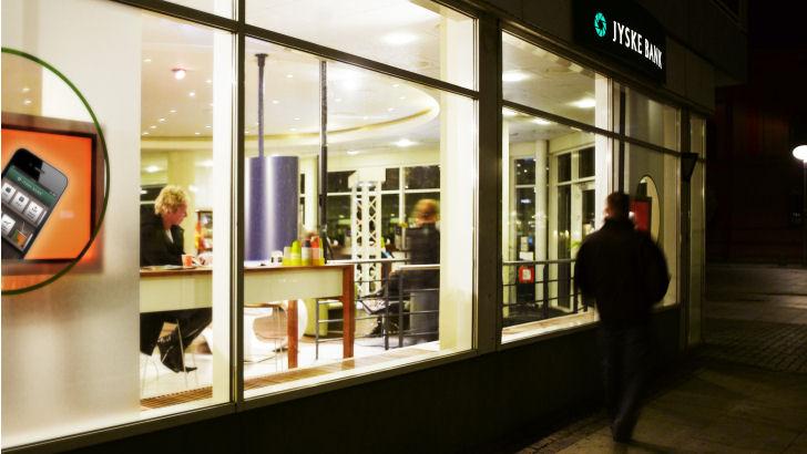 Jyske Bank indfører negativ rente for private