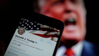 Twitter og Facebook smider Trump på porten