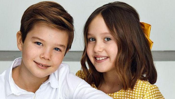 Vincent og Josephine fylder 10 år
