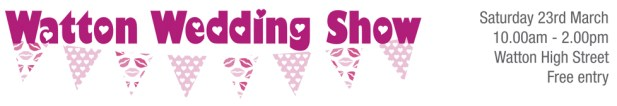 Watton wedding show logo
